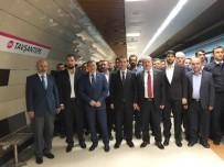PENDİK BELEDİYESİ - Kartal- Pendik Metro Hattı Açıldı