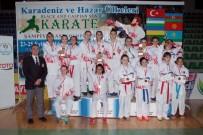 Kartepe Belediyespor Karate Takımından Şampiyonluk Gururu