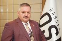SÖZLEŞMELİ ER - Kayseri OSB Yönetim Kurulu Başkanı Tahir Nursaçan Açıklaması