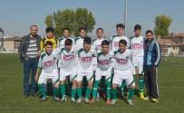 İBRAHIM ERDOĞAN - Kayseri U-16 Futbol Ligi