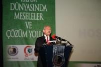 KADİR GÖKMEN ÖĞÜT - Kılıçdaroğlu'ndan İslam Dünyasının Sorunlarına 4 Halkalı Çözüm Önerisi Paketi