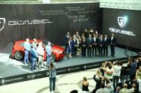 ULAŞTIRMA BAKANI - KKTC'nin İlk Yerli Arabası 'GÜNSEL' Tanıtıldı