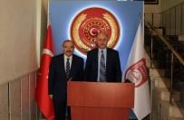İSMAIL USTAOĞLU - Kudaka'nın 80'İnci Olağan Toplantısı Bayburt'ta Gerçekleştirildi