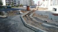 ZEYTINLI - Kurtuluş Mahallesi'nde Bordür Çalışması