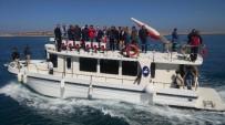 AKDAMAR ADASı - Kurum Amirlerine Ada Gezisi