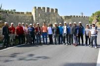 KERVAN - MATSO, Tarihi Kervayolu İçin Start Verdi