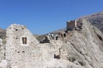 GÜVERCINLIK - Mühendislik Harikası 2 Bin Yıllık Eşsiz Kale