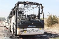 METRO İSTASYONU - Onlarca Otobüs Yanmaktan Son Anda Kurtarıldı
