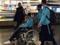 İZLANDA - Ozan Tufan ülkeye tekerlekli sandalye ile döndü!