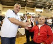 TEKERLEKLİ SANDALYE BASKETBOL - Pamukkale Engelli Basketbol Turnuvası Sona Erdi