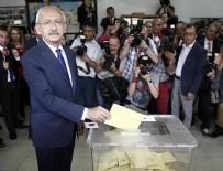 CHP - Seçimde CHP'ye oy vermeyen 3896 CHP'li üye tespit edildi