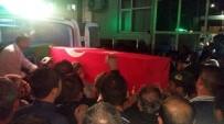 MUSTAFA HAKAN GÜVENÇER - Şırnak Şehidinin Cenazesi Memleketi Manisa'ya Getirildi