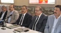 FİZİK TEDAVİ - SÜ Rektörü Şahin, 'İşimiz Üniversite'