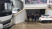 BAHÇECIK - Trabzon Eski Sahil Güvenlik Komutanı İle 4 Asker Tutuklandı