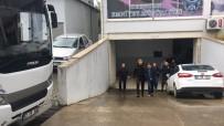 BAHÇECIK - Trabzon Eski Sahil Güvenlik Komutanı Tutuklandı