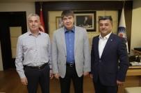 TEMİZ ENERJİ - Türel'den Güneş Enerjili Taksi Durağı Müjdesi