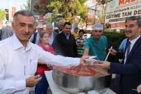 KAYGıSıZ - Turgutlu Belediyesi'nden 3 Bin Kişilik Aşure Hayrı
