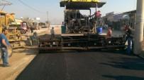 GÖKHAN KARAÇOBAN - Yeni Sanayi Sitesinde Asfalt Çalışması