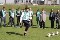 NECATI ŞENTÜRK - Yeşil Kırşehirspor'un Tesisleri Açıldı