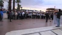 PIR SULTAN ABDAL KÜLTÜR DERNEĞI - 10 Ekim Ankara Garı Patlamasının Yıl Dönümünde Meydana Çıktılar