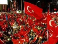 YASA TEKLİFİ - Başbakan 15 Temmuz teklifini imzaladı!