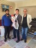 HAYIRSEVERLER - 2 Buçuk Aylık Türkmen Bebeğe Hayırsever Sahip Çıktı