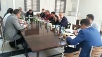 ABDULLAH ERIN - Adıyaman'daki Sağlık Tesislerinin İdarecileri Koordinasyon Toplantısında Bir Araya Geldi