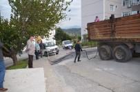 ONARIM ÇALIŞMASI - Alaplı Belediyesi Asfalt Çalışmalarına Son Hız Devam Ediyor