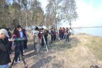 METİN ORAL - Altınova'da Öğrenciler Flamingolarla Buluştu
