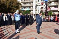 ADNAN MENDERES ÜNIVERSITESI - Atatürk'ün Nazilli'ye Gelişi Ve Sümerbank'ın Açılışı Törenle Kutlandı