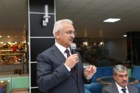 YAYALAŞTIRMA - Başkan Başsoy Yeraltı Çarşısı Esnafıyla Bir Araya Geldi