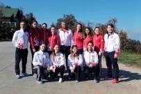 Bayan Karateciler Avusturya'da Şampiyonluk Hedefliyor