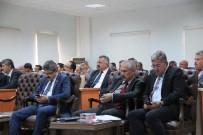 SÜLEYMAN ELBAN - Bilecik'in Sorunlarının Görüşüldüğü Toplantıda İl Genel Meclis Başkanı Telefonunla Meşgul Oldu