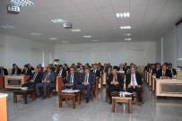 ATIK SU ARITMA TESİSİ - Bilecik'te 2016 Yılı Son Kordinasyon Toplantısı Yapıldı