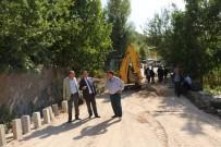 HÜSEYİN OLAN - Bitlis Parke Döşeme Çalışmaları