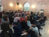 İBRAHIM PAŞA - Bursa'da Çocuğuma Dinini Sevdiriyorum Seminerine Yoğun İlgi
