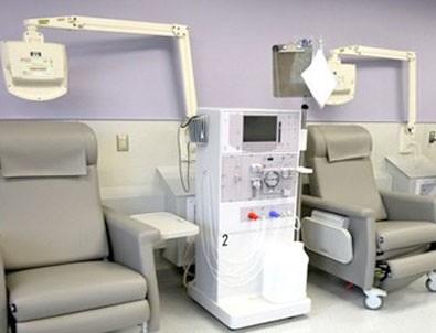 Diyaliz merkezindeki 18 hastada Hepatit C virüsü çıktı