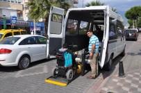 ALTıNOLUK - Edremit Belediyesi Engelli Vatandaşlar İçin Hayatı Kolaylaştırıyor