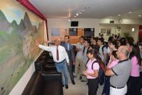 RECEP YAZıCıOĞLU - Ege Manevraları 79. Yılında Söke'de Öğrencilere Anlatıldı