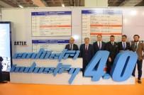 İSTANBUL TICARET ODASı - Endüstri 4.0 İçin 3 Bin Dünya Makina Markası İstanbul'da Buluştu