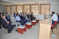 EĞİTİM FAKÜLTESİ - Ereğli'deki Yükseköğretimin Geleceği İstişare Edildi