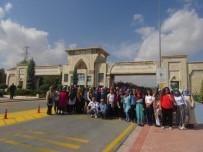CEMAL ŞAHIN - Fatsa Kız Anadolu İmam Hatip Lisesi Konya Gezisinde