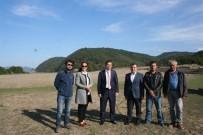 İSMAİL YILMAZ - Filyos Liman Projesinde Alt Yapı Çalışmalarına Başlandı