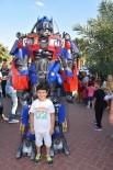 ROBOT - Forum Bornova'da Transformers'ın Efsanelerine Yoğun İlgi