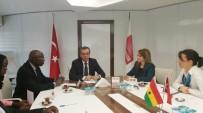 TÜRKIYE BELEDIYELER BIRLIĞI - Gana Devlet Bakanı Opong-Fosu, Ankara'da Kurumları Gezdi