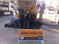 GAZILER - Gebze'de Kış Hazırlıkları Sürüyor