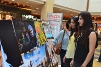 GÖBEKLİTEPE - Göbeklitepe Fotoğraf Sanatı Derneğinin Karma Fotoğraf Sergisi Piazza'da Açıldı
