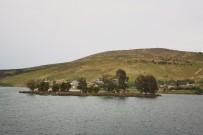 TATLıSU KEFALI - Gölbaşı Gölü'nde Kuraklık Tehdidi