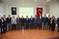 ERSIN YAZıCı - Güney Marmara Gıda Kümesi Çalıştayı Yapıldı