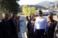 SALIH AYHAN - Hafik-Tozanlı Grup Yolu Asfaltlandı